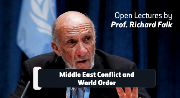 Middle East Conflict and World Order